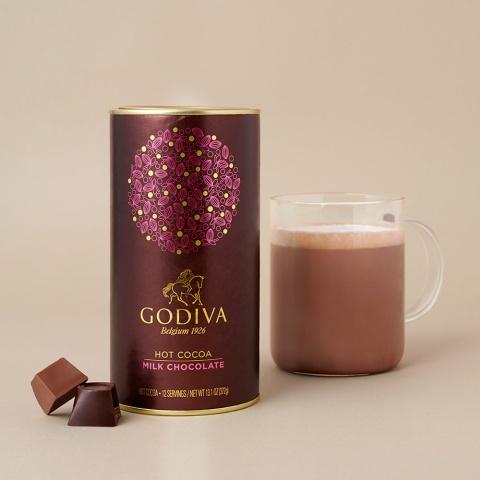 밀크 초콜릿 코코아 (HOT/ICE 혼용가능)
