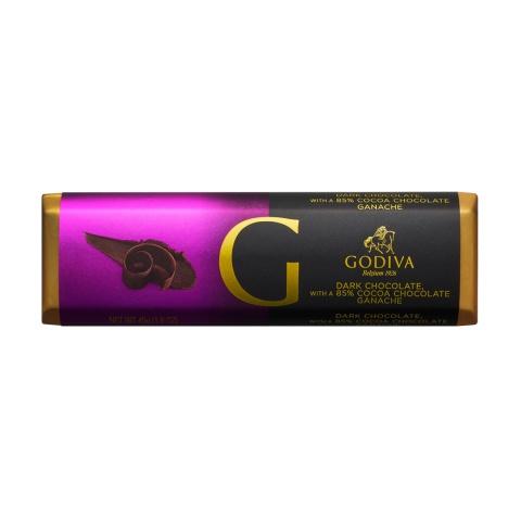 바 초콜릿 다크 가나슈 85%