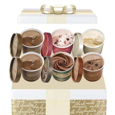 컵 아이스크림 6입 세트