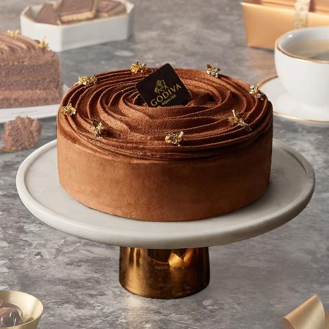 [무료배송] 초콜릿 레이어 케이크