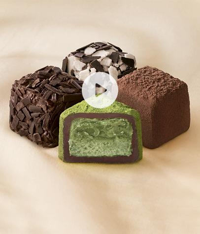 큐브 트뤼프<br>Cube Truffles