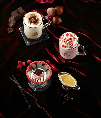 디저트 라떼&아포가토<br>Dessert Latte&Affogato