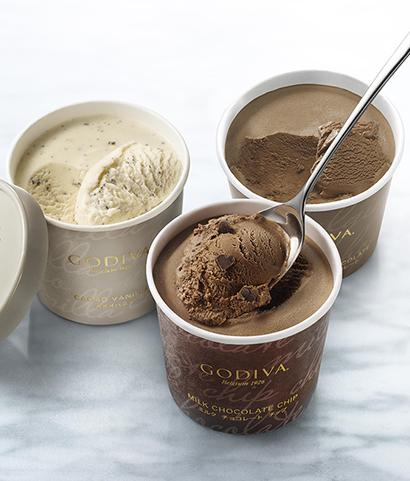 프리미엄 컵 아이스크림<br>Premium Cup Ice Cream